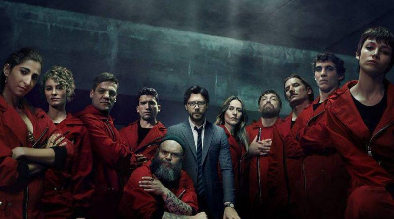 'La Casa de Papel' arranca el rodaje de su temporada 5