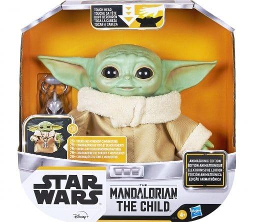 Baby Yoda Animatronic, el producto que arrasa estas Navidades por un precio increíble