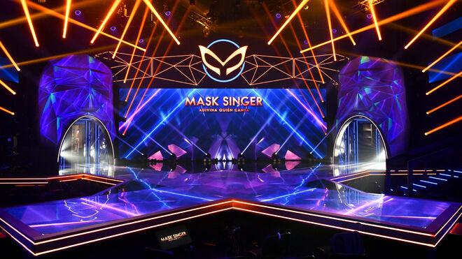 'Mask Singer' cambia de plató para su segunda edición