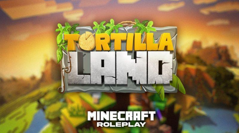 Así es TortillaLand: participantes y novedades del nuevo servidor de Auronplay y Perxitaa